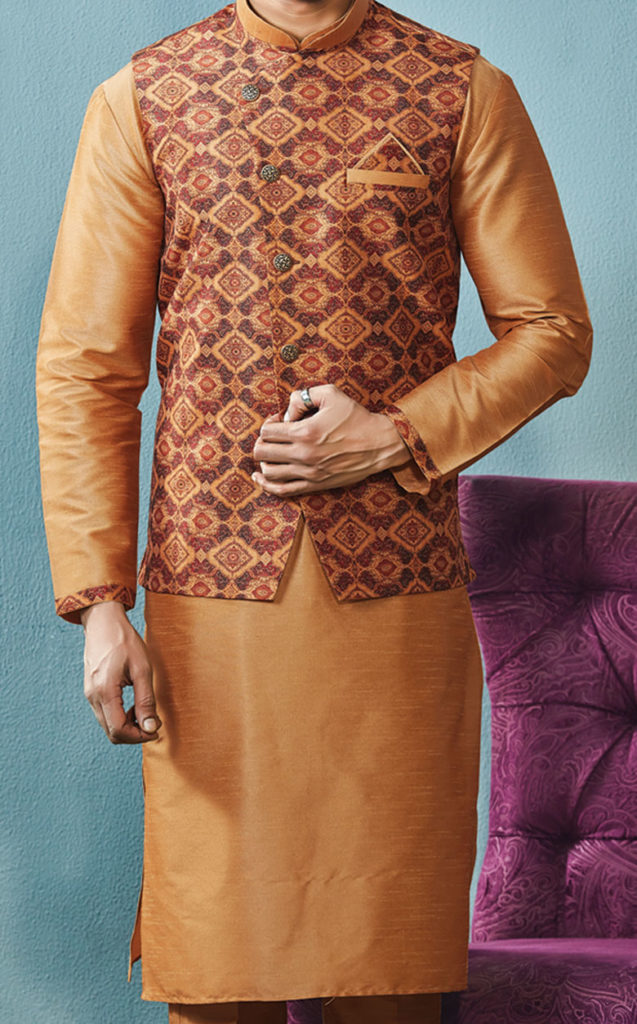 Men's ethnic fashion trends for 2019 in India – Suryam